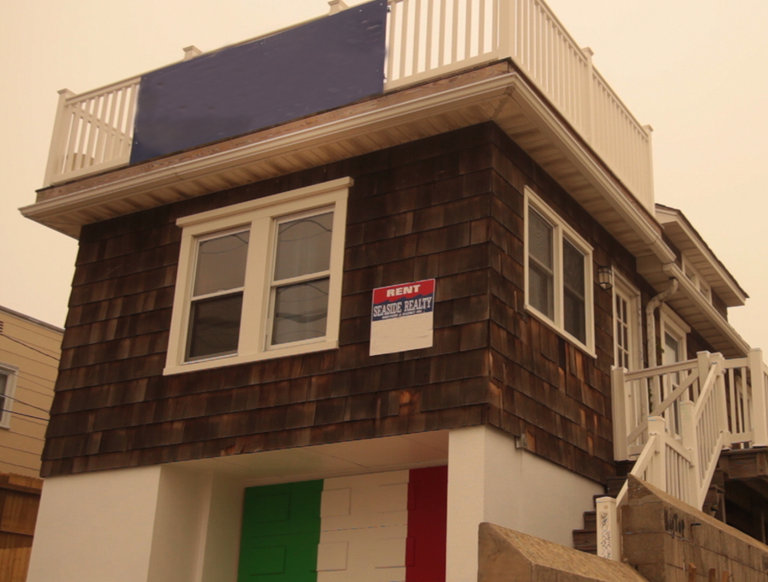 "One Night at ""Jersey Shore"" House, Seaside, New Jersey"