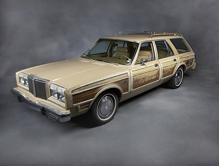 Lucille Ball's 1980 Chrysler Town & Country Station Wagon
