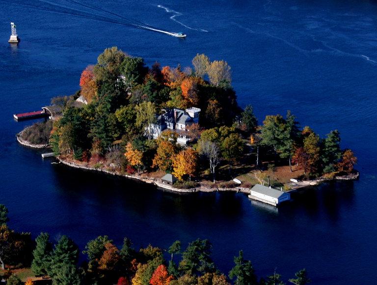 Comfort Island, Alexandria Bay, New York