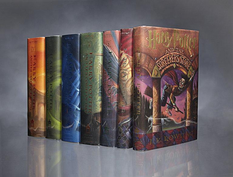 Harry Potter Complete Set