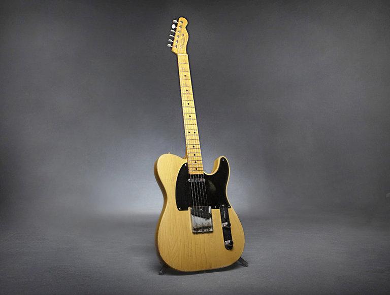 1950 Fender Broadcaster Guitar