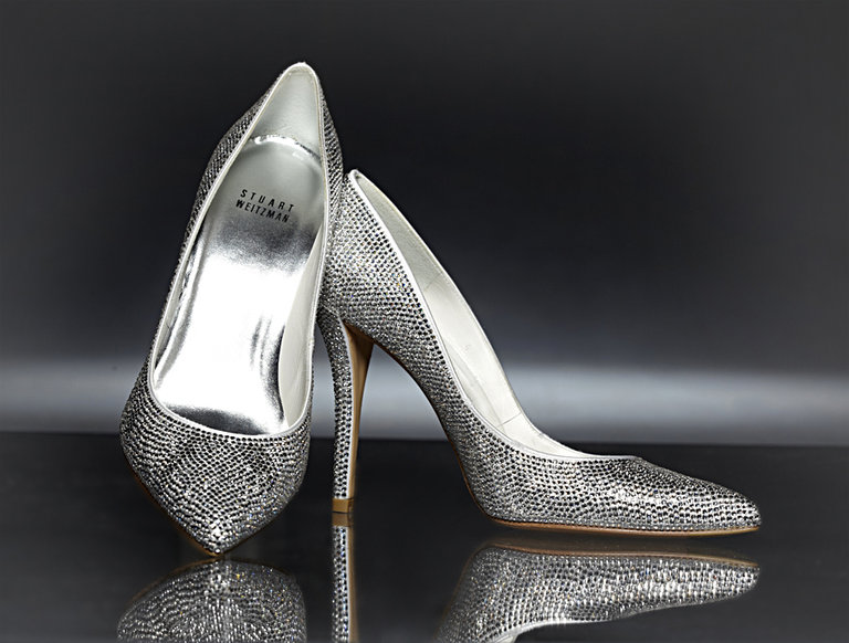 """The """"Naughty"""" Crystal Shoes"""