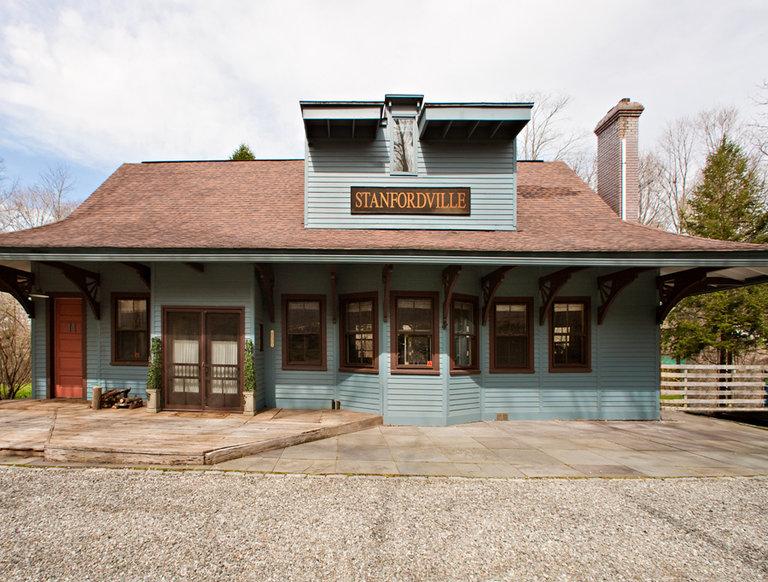 Former Railroad Depot, Stanfordville, New York