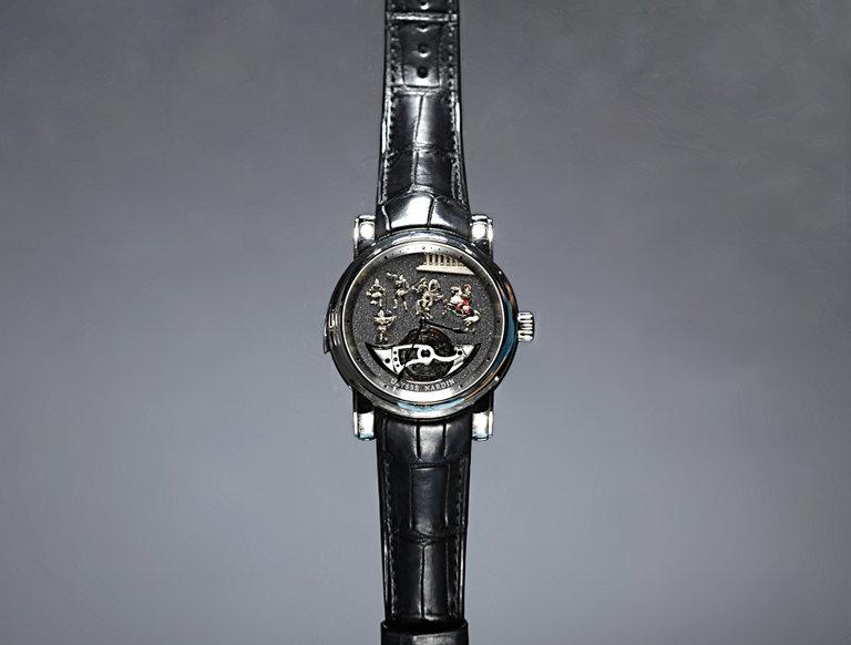 Alexander the Great Watch