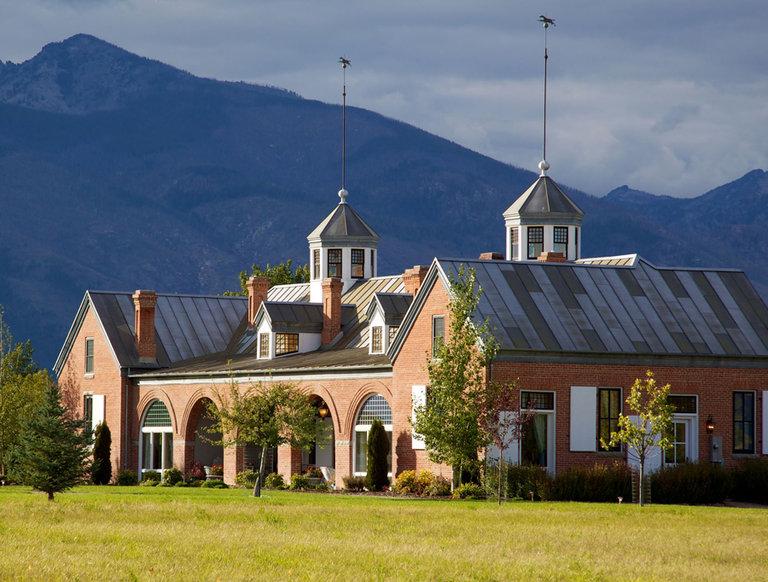 Tammany Castle, Hamilton, Montana