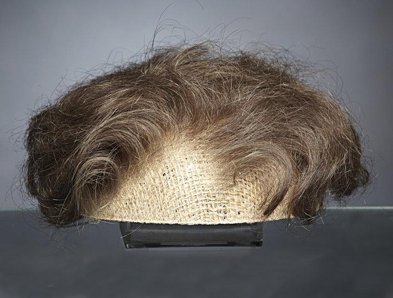 John Wayne hairpiece