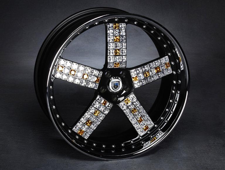 2005 Asanti Jeweled Wheel Rim