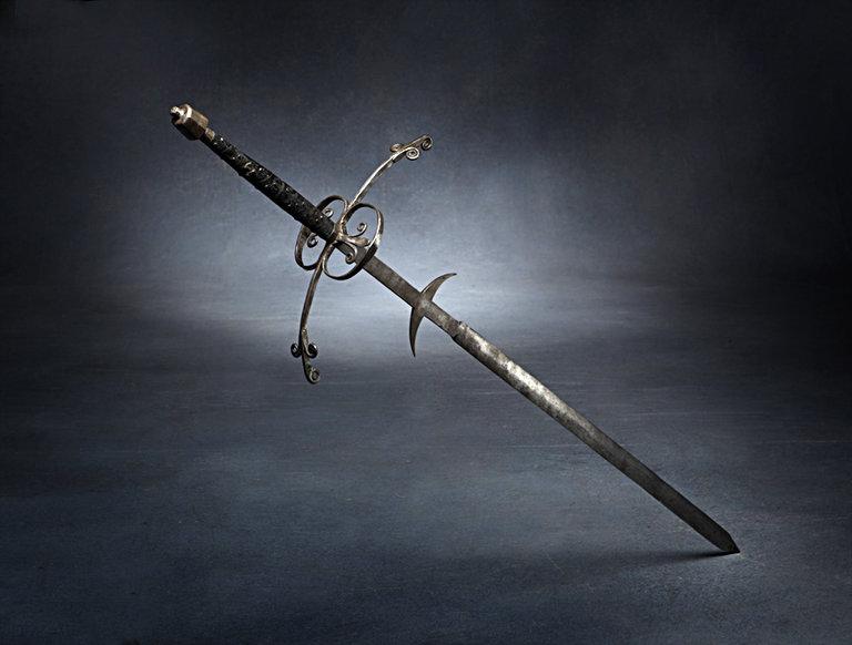 German Two-Handed Sword (circa 1580)