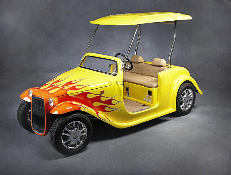 Golf Cart Roadster