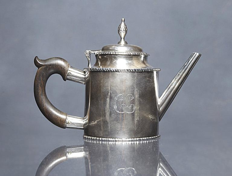 Paul Revere Silver Teapot