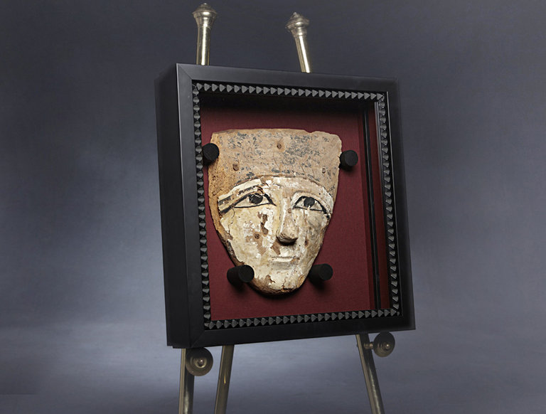 Egyptian Sarcophagus Mask