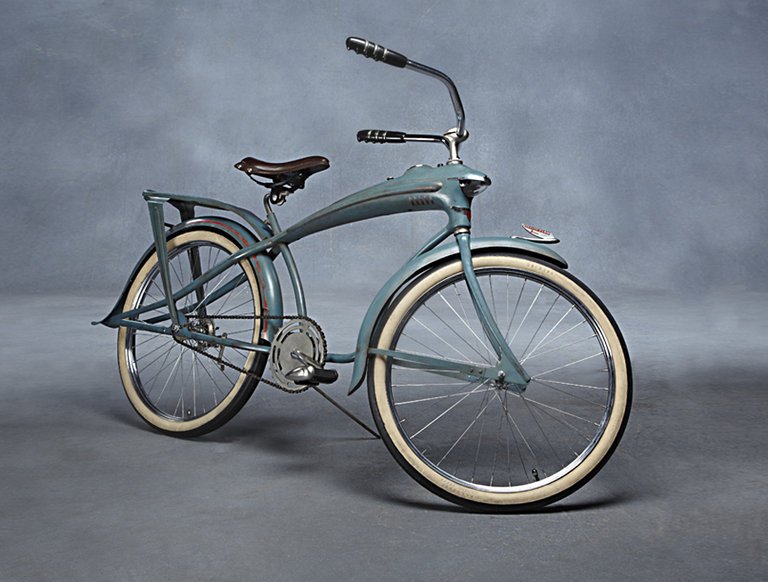 Elgin Bluebird Bicycle (circa 1936)