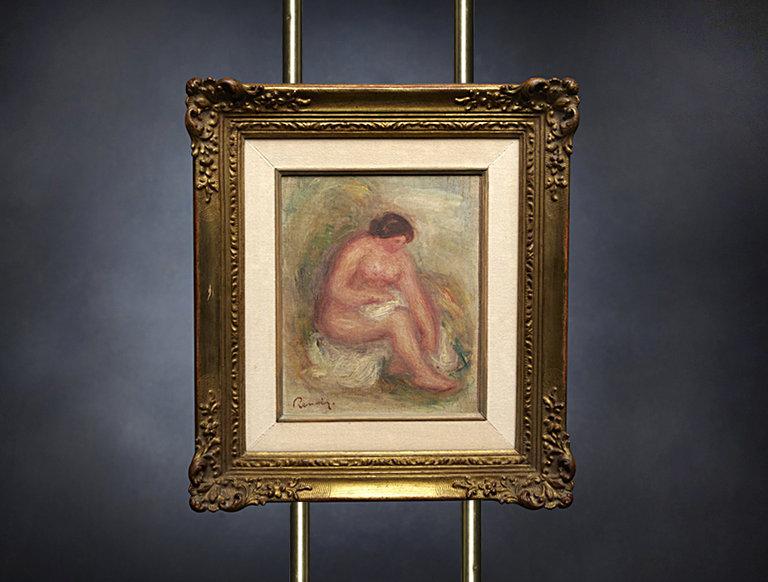 Untitled Femme Nue
