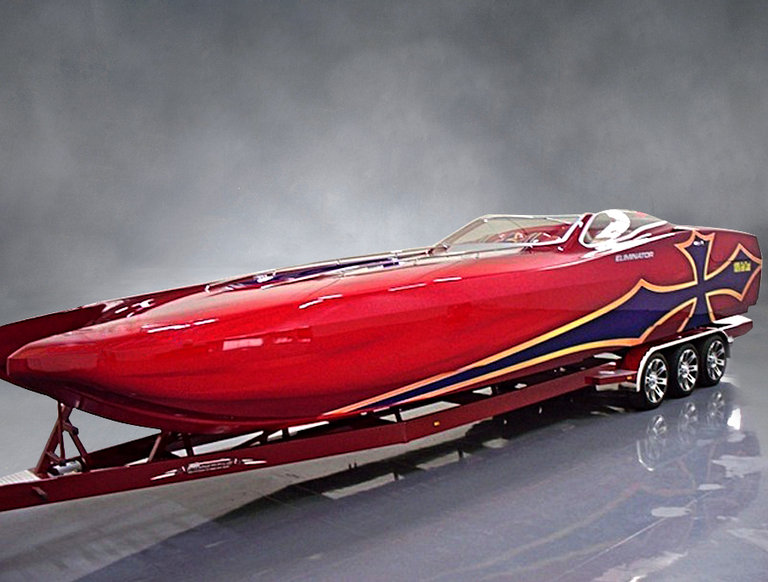 Daytona Series 36-Foot Speedster
