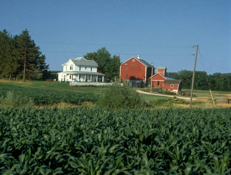 """Field of Dreams"" Property, Dyersville, Iowa"