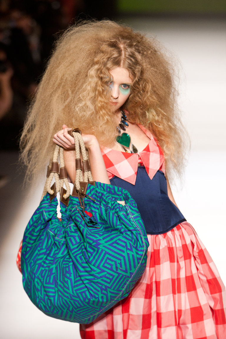 Vivienne Westwood Anglomania - Runway - Paris Fashion Days