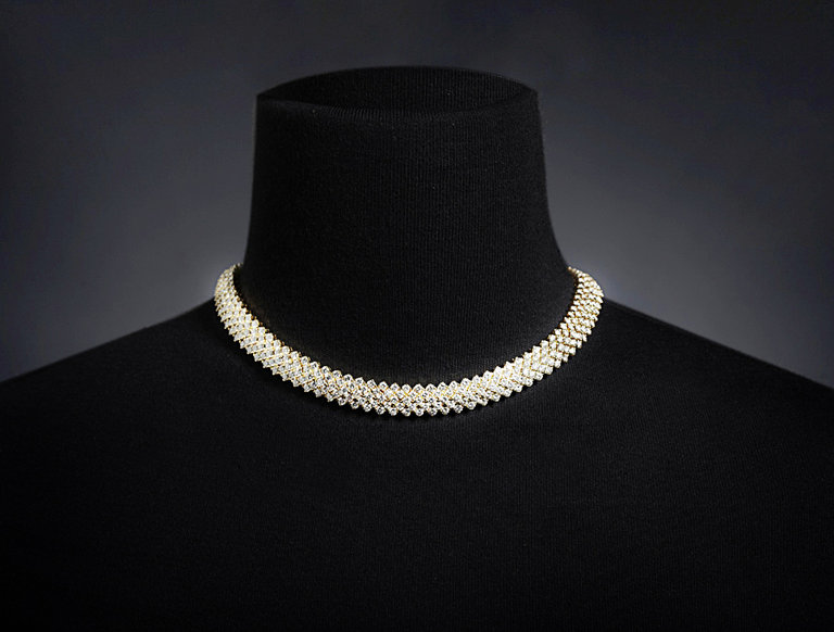 Necklace Worn by Angelina Jolie