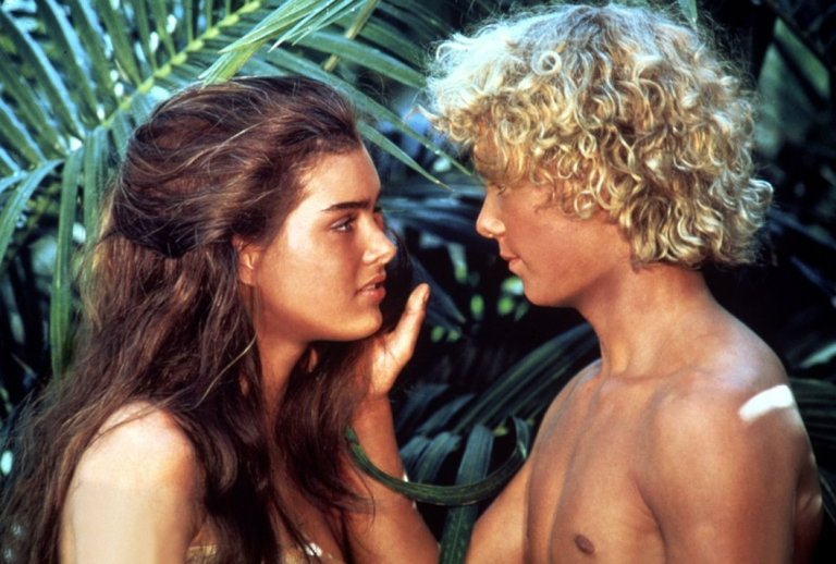 Blue Lagoon: Richard and Emmeline Lestrange
