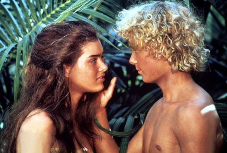 Blue Lagoon: Richard and Emmeline Lestrange