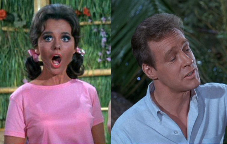 Gilligan's Island: Mary Ann and the Professor