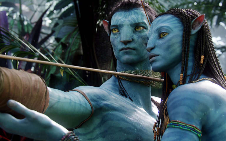 Avatar: Jake Sully and Neytri