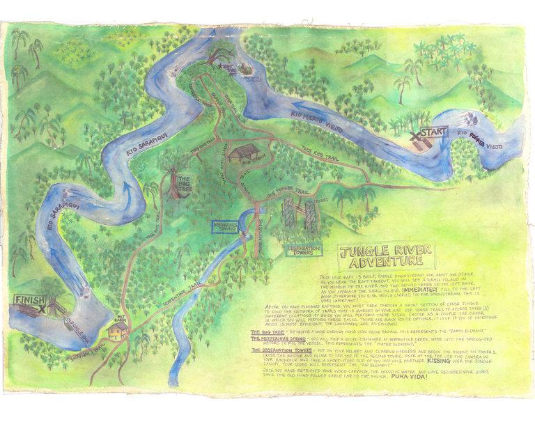 Jungle River Adventure