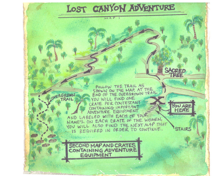 Lost Canyon Adventure