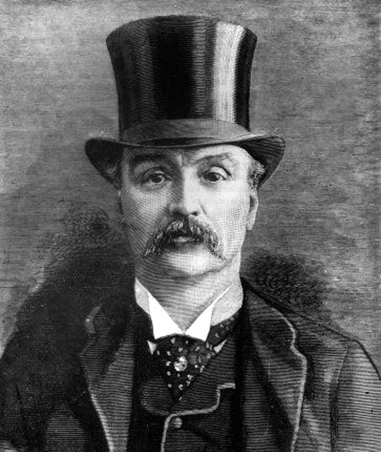 James Maybrick, the cotton merchant suspected of being Jack the Ripper - the merchant James Maybrick suspected to be Jack The Ripper