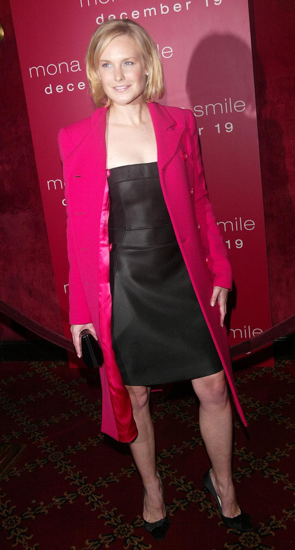 """Mona Lisa Smile"" World Premiere In New York"