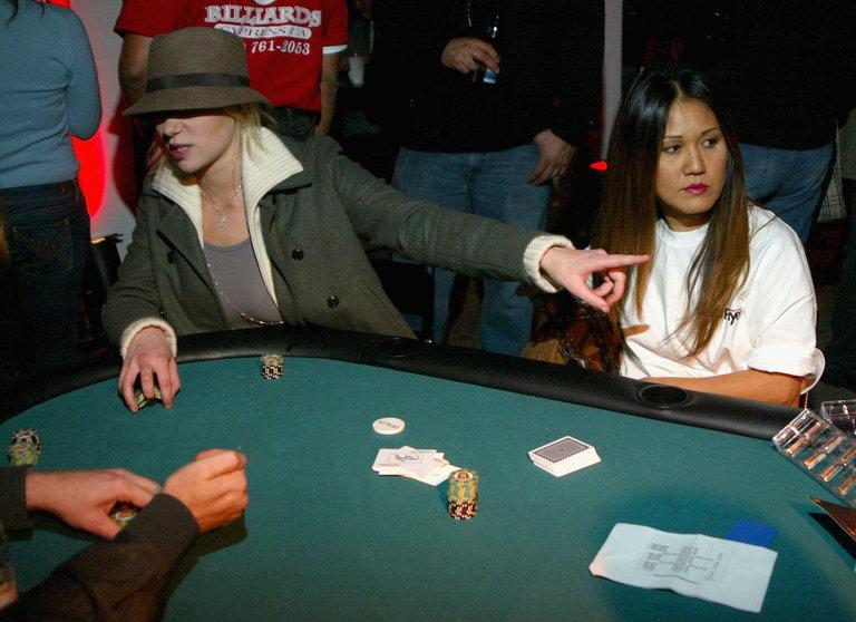 E! Hollywood Hold 'Em Celebrity Poker Event