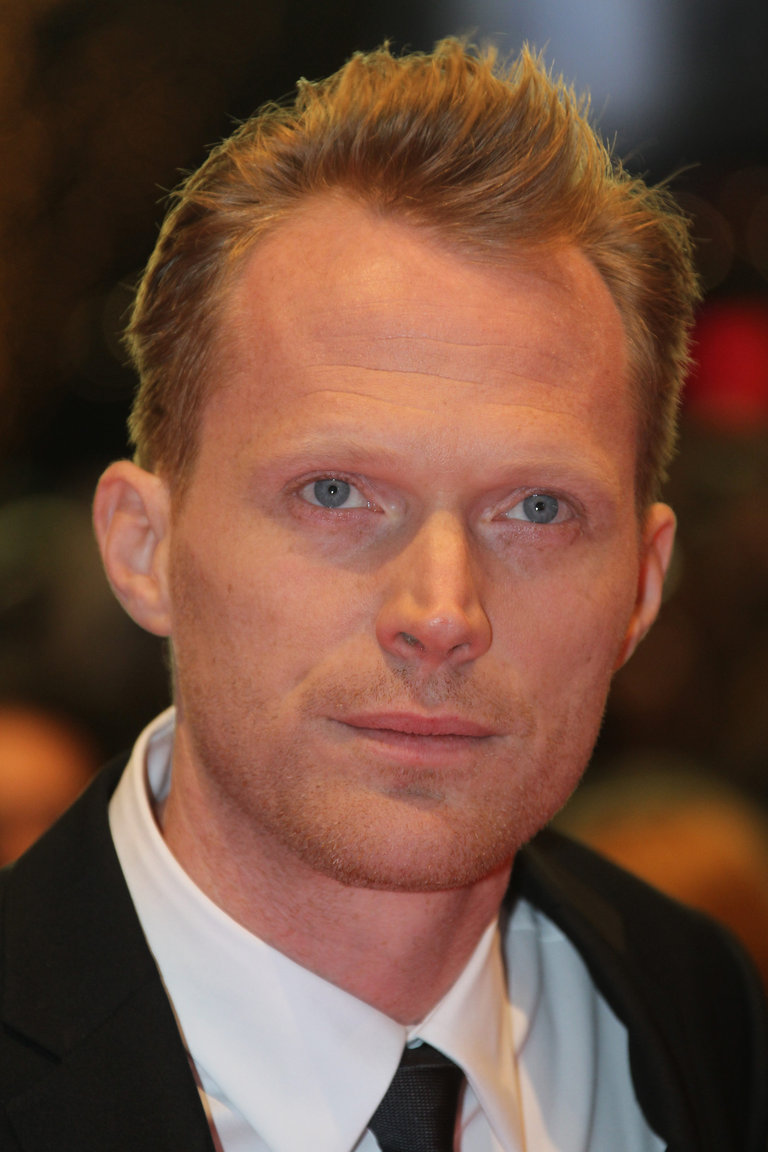 British actor Paul Bettany poses for pho