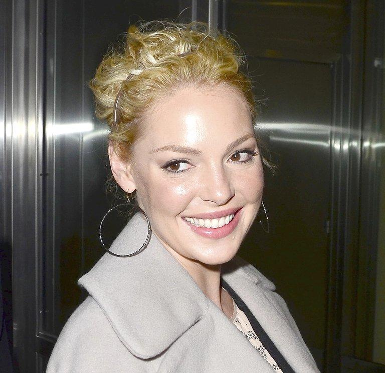 Celebrity Sightings In New York City - January 25, 2012