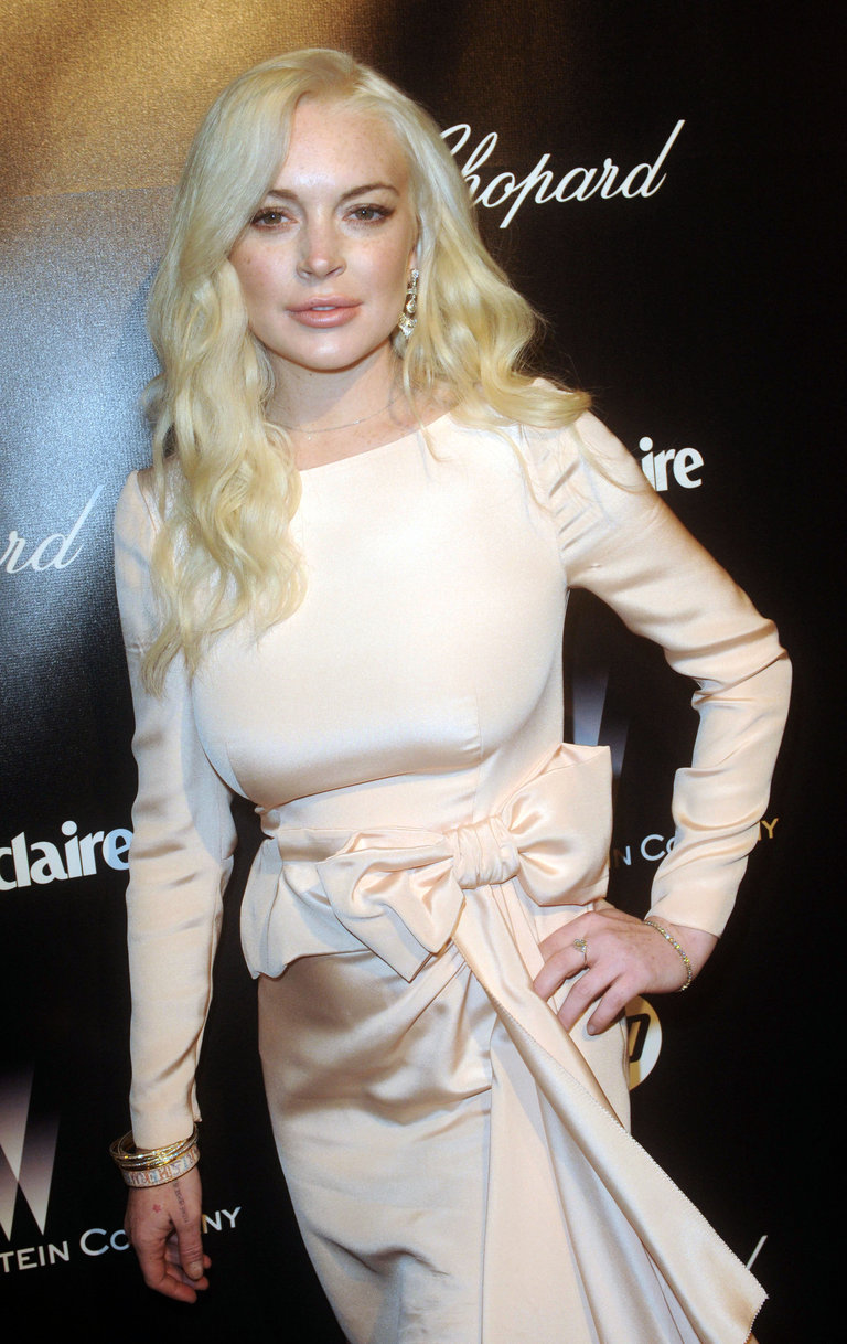 The Weinstein Company's 2012 Golden Globe Awards After Party - Arrivals