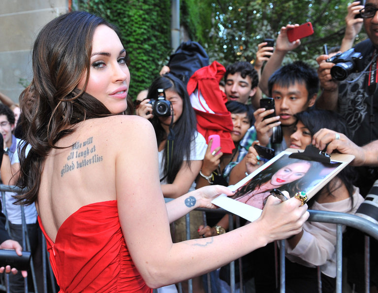 """Friends With Kids"" Premiere - Red Carpet - 2011 Toronto International Film Festival"