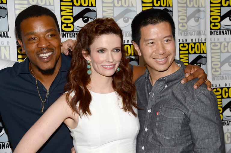 Grimm at Comic-Con 2013