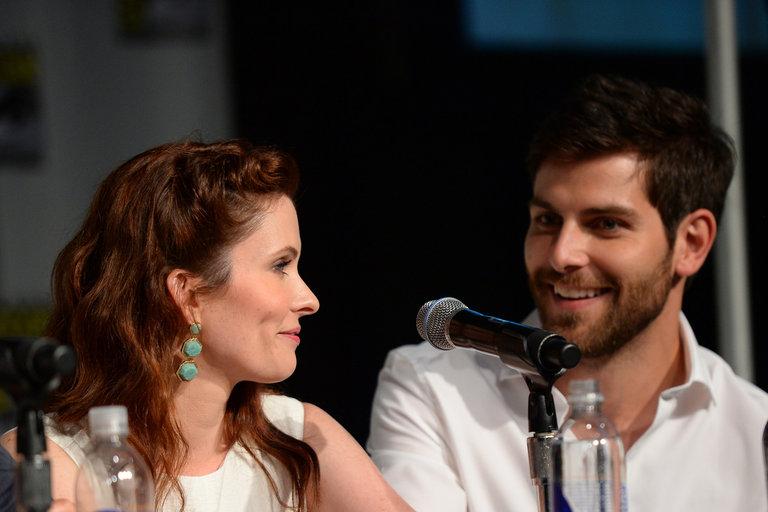 Grimm at Comic-Con 2013