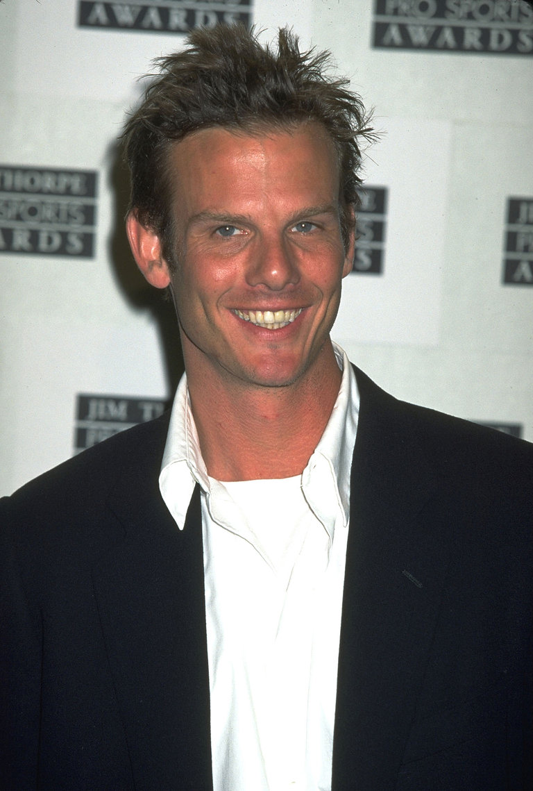 Actor Peter Berg