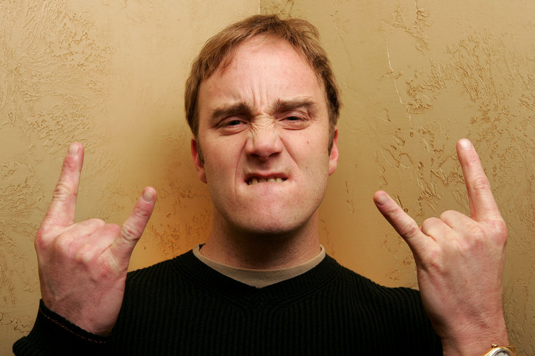 Jay Mohr Portrait Session