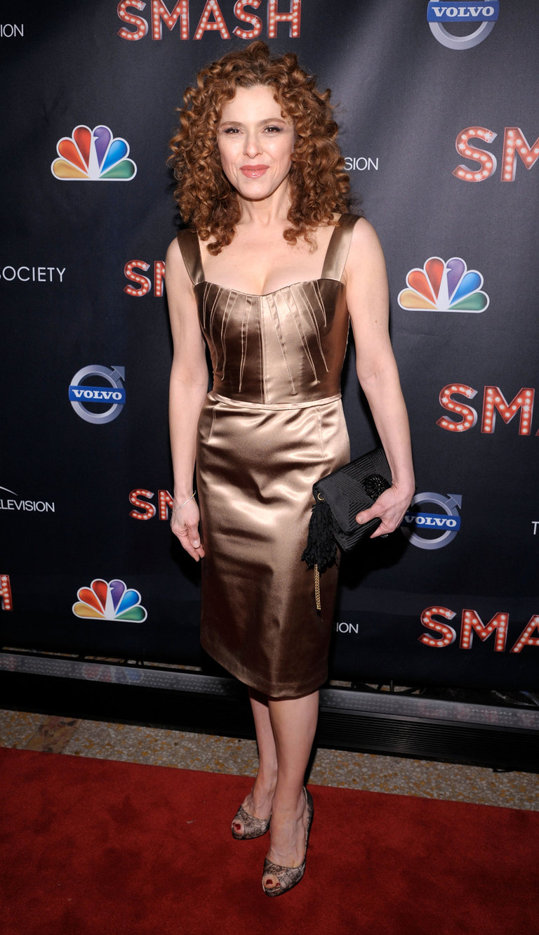 "NBC Entertainment & The Cinema Society With Volvo Host The World Premiere Of ""Smash"" - Outside Arrivals"