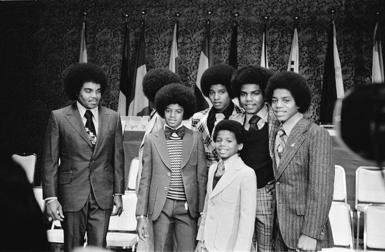 Jacksons In Japan