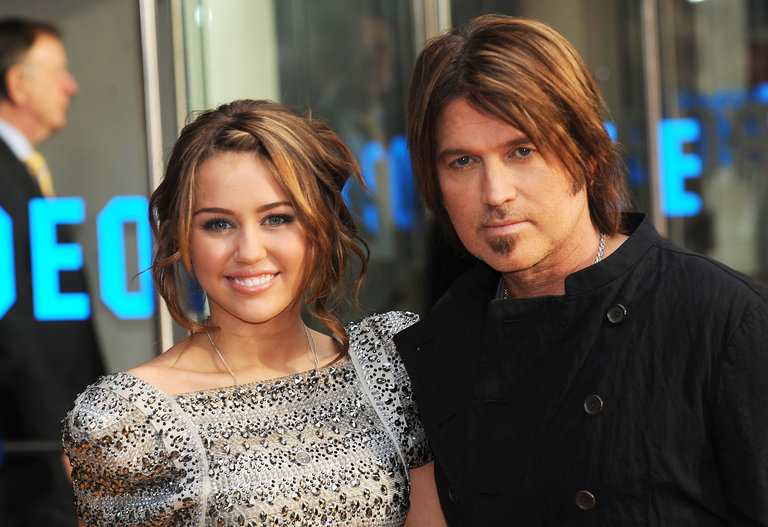 UK Film Premiere: Hannah Montana: The Movie - Outside Arrivals