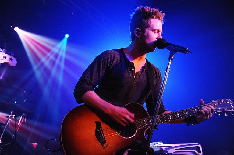 Live Performance By OneRepublic At Park City Live - 2012 Park City