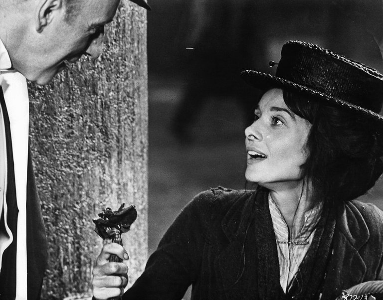 Audrey Hepburn In 'My Fair Lady'