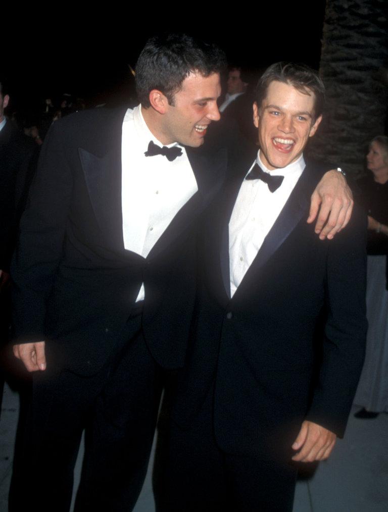 1999 Vanity Fair Oscar Party - Arrivals