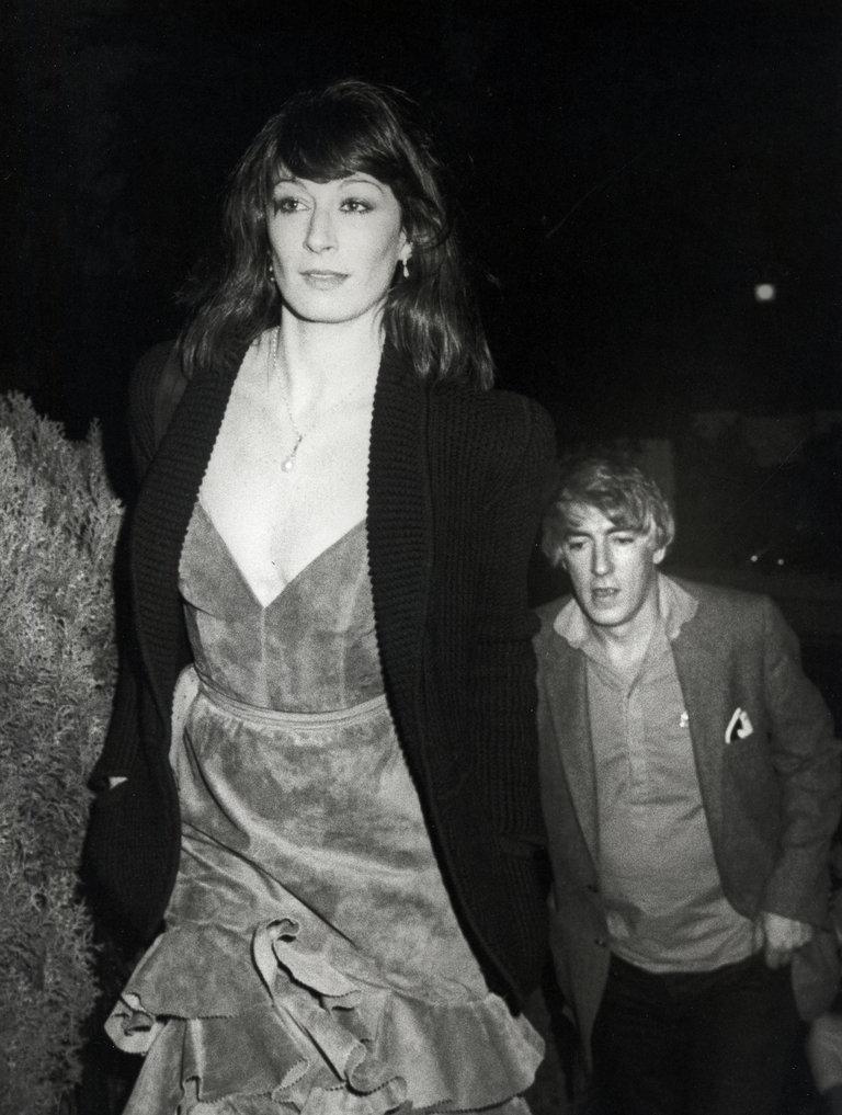 Birthday Party for Marisa Berenson - February 14, 1981