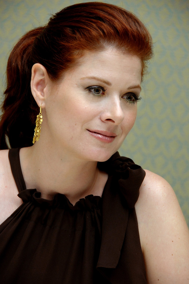"""The Starter Wife"" Press Conference With Debra Messing"