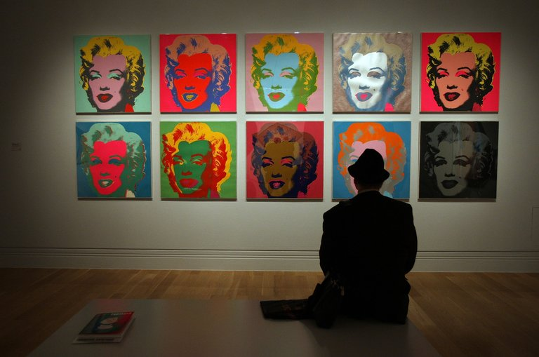 Pop Art Portraits - Photocall