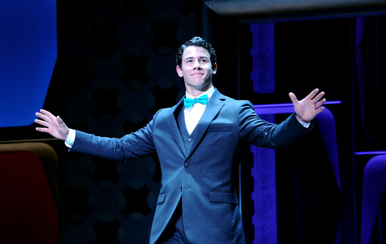 "Nick Jonas Joins The Cast Of ""How To Succeed In Business Without Really Trying"" On Broadway - Curtain Call"