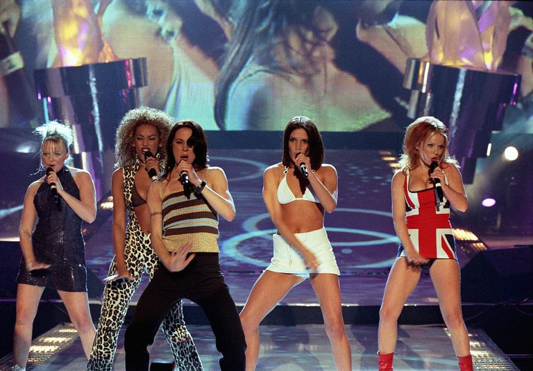 Photo of The Spice Girls