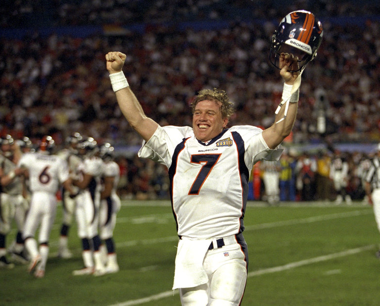 Super Bowl XXXIII - Denver Broncos vs Atlanta Falcons - January 31, 1999
